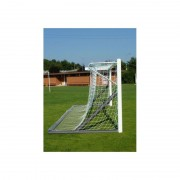 Vivisport porti fotbal mobile 7.32x2.44 m, profil oval al