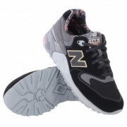 "New Balance 999 Suede ""Black"""