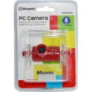 Camera Web Msonic MR1803R Rosu