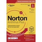 Symantec Norton Antivirus Plus copia de seguridad en la nube de 2 GB 1 usuario 1 dispositivo licencia anual de 12 MO descargar