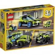 LEGO® CREATOR 31074 Raketa rally racer