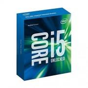 """Intel bx80677i57600 K CPU Intel-Core i5 – 7600 K processor """"6 m cache, tot te 4.20 GHz"""" Grijs"""