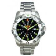 UZI Defender Stainless Steel Watch UZI-32-SS