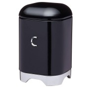 Kitchen Craft Lovello Coffee Tin - Black
