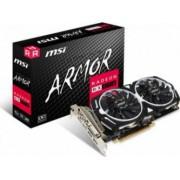Placa video MSI Radeon RX 570 Armor 4GB OC GDDR5 256bit