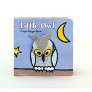 Little Owl Finger Puppet Book, Hardcover