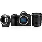 Nikon Z6 + 24-70mm+ FTZ adapter