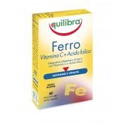Equilibra Integratore di Ferro con Vitamina C Ferro Plus + Vit C