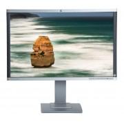 HP LA2405WG, 24 inch LCD, 1920 x 1200 Full HD, 16:10, displayport, negru - argintiu