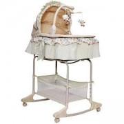 Бебешко легло - люлка Nap, Cangaroo, зелено, 356134