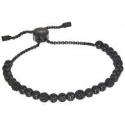 Michael Kors Brilliance Slider Beaded Bracelet Black