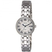 Casio Sheen Analog White Dial Womens Watch - She-4034D-7Audr(Sx174)