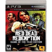Joc Red Dead Redemption Game Of The Year Edition Pentru Playstation 3