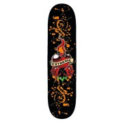Skateboard utop various heart 28201