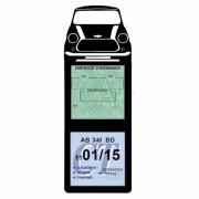 Mini Cooper BMW étui assurance auto méga