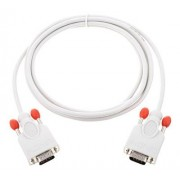 Lindy RS232 Cable 9pin male/male 2m