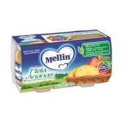 Mellin spa Omo Mellin Mela+ananas 2x100g