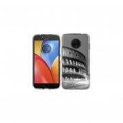 Funda Para Celular Motorola E4 Plus Sky Coliseo