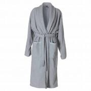 Sealskin Bathrobe Porto Women Size L Grey 16361347811