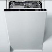Съдомиялна за вграждане Whirlpool ADG201, клас А, 9 комплекта, 5 програми, статична система на изсушаване, бяла