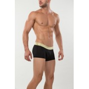 Mundo Unico Vietnam Short Boxer Brief Underwear Black/Light Gold 15300840-99