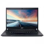Лаптоп Acer TravelMate P648-G2-M, Intel Core i7-7500U, 14.0 инча FullHD (1920x1080) IPS, HD Cam, 4GB DDR4, 512GB SSD, NX.VFPEX.007
