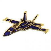 Blue Angel Aircraft Lapel Pin