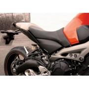 Yamaha MT09 / FZ09 (13-16) Frame Infill Cover Panels: Satin Black