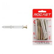 Set fixare rapida 8x140 - cap tesit - [4 buc]