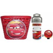 Disney accessoiresset Cars rood 3 delig