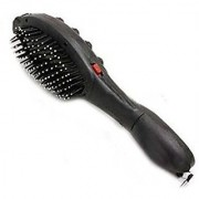 DOCTOR 4 IN 1 Magnetic Vibrating Hair Massager Comb Acupressure Head Hair Brush hEALTHY PADDLE SCALP (Black)