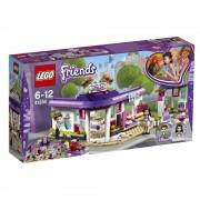 LEGO Friends, Cafeneaua de arta a Emmei 41336