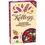 Cereale Kellogg Cacao and Nuts 400g