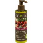 ECOLAB Balsam regenerant pentru par deteriorat si vopsit