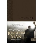 Kingdom Man Devotional: Daily Inspiration for Fulfilling Your Destiny, Hardcover/Tony Evans