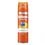Gillette Fusion5 borotvagél 200ml Ultra sensitive + cooling