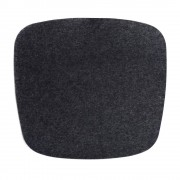 Hey-Sign seatpads 5 mm (antislip) DAW Graphite 08