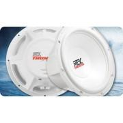Difuzor Subwoofer auto activ MTX Infinite Baffle Marine TM1204 White