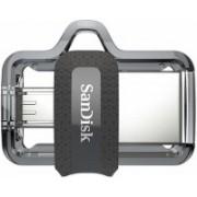 SanDisk Present Ultra dual drive 64GB OTG 64 GB Pen Drive(Grey)