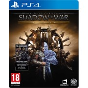 Middle Earth: Shadow of War Gold Edition PS4