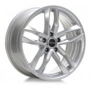 Avus Af16 9x21 5x112 Et26 66.6 Silver - Llanta De Aluminio