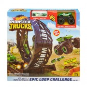 Hot Wheels Monster Truck - Monster Loop speelset