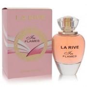 La Rive In Flames For Women By La Rive Eau De Parfum Spray 3 Oz