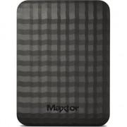"""HDD extern Maxtor M3 portabil 2TB, 2.5"""", USB 3.0, Negru"""