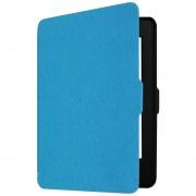 Funda Microfibra Fibra Kindle Paperwhite Celeste