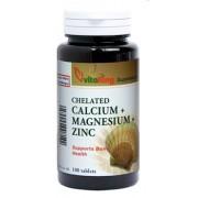 Calciu-Magneziu Lichid 100CPS