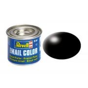 REVELL BLACK SILK olajbázisú (enamel) makett festék 32302