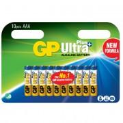 Confezione 10 Batterie GP Ultra Plus Alcaline Ministilo AAA...