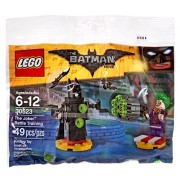 LEGO 30523 Batman Movie The Joker Battle Training polybag Ploybag set