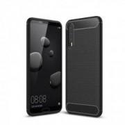 Carcasa TECH-PROTECT TPUCARBON Huawei P20 Pro Black